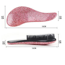 Load image into Gallery viewer, Anti-static Hair Brush Comb Styling Tools Shower Massage Combs for Salon Styling