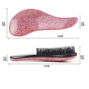 Anti-static Hair Brush Comb Styling Tools Shower Massage Combs for Salon Styling