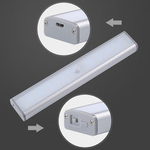 Load image into Gallery viewer, 20LED 3-Color Mode Motion Sensor Closet Lights Wireless Under Cabinet Lighting