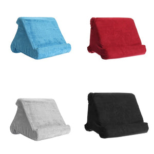 Multi-Angle Soft Pillow Pad Pillow Lap Stand for IPads Tablets