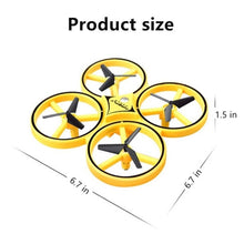 Load image into Gallery viewer, Gesture Control Drone Rc Quadcopter Aircraft with Smart Watch Controlled