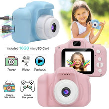 Load image into Gallery viewer, Kids Digital Video Camera