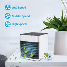Load image into Gallery viewer, Personal Air Conditioner Cooler Mini Portable Air Conditioner Humidifier for Home Office Use