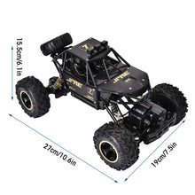 Load image into Gallery viewer, 2.4G 4WD Rock Crawlers Car 1:16 RC Buggy Off Road RC Toy