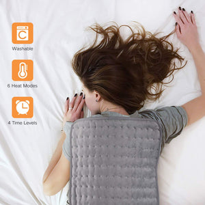 6 Temperature Settings Electric Heating Pad