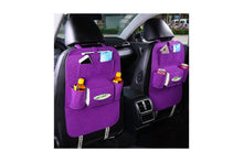 Load image into Gallery viewer, Multifunctional Car Back Seat Storage Bag