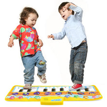Load image into Gallery viewer, Electronic Musical Piano Mat Dance Blanket Toy