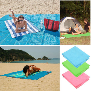 Free Sand Free Beach Mat Travel Camping Outdoor Picnic Large Mattress