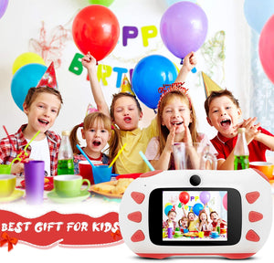 1080P HD Children Action Camera Portable Rechargeable Toddler Video Recorder Kids Camera