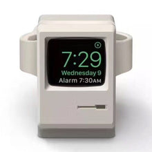 Load image into Gallery viewer, Retro Charger Dock Compact Stand For Apple Watch Series 1/2/3/4 38mm 42mm Charging Docking Desktop Holder