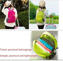 Load image into Gallery viewer, Outdoor Travel Backpack Collapsible Bag
