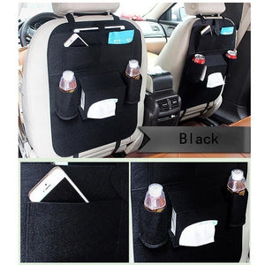 Multifunctional Car Back Seat Storage Bag