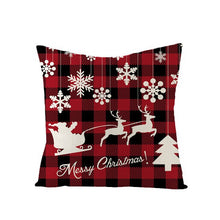 Load image into Gallery viewer, Christmas Pillow Cover Living room Decorative Pillows Christmas Cushion Cover