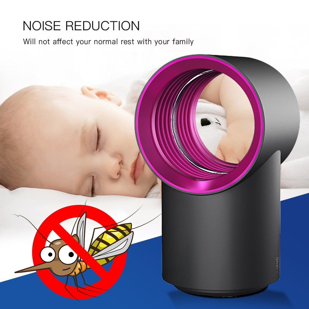 Mosquito Killer Lamp Insect Trap Lamp Fly Killer USB charging
