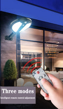 Load image into Gallery viewer, Waterproof 70 LED Solar Wall Light PIR Sensor Detection Garden Lamp