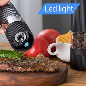 Electric Pepper Salt Grinder