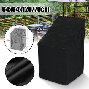 Outdoor Waterproof Cover Garden Furniture Rain Cover Chair Sofa Protection Rain Dustproof