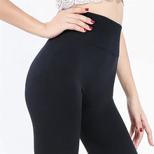 Load image into Gallery viewer, Women Fleece Lined Leggings