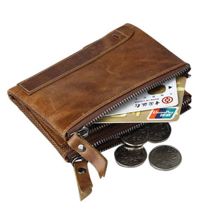 Mens' RFID Faux Leather Wallets