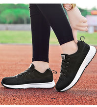 Load image into Gallery viewer, Women Casual Shoes Fashion Breathable Walking Mesh Flat Shoes Sneakers