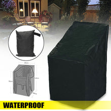 Load image into Gallery viewer, Outdoor Waterproof Cover Garden Furniture Rain Cover Chair Sofa Protection Rain Dustproof