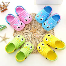 Load image into Gallery viewer, Summer Toddler Baby Boys Girls Cute Cartoon Beach Sandals Slippers Flip Shoes