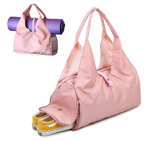 Yoga Mat Bag Gym Fitness Bags for Women
