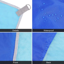 Load image into Gallery viewer, Upgrade Magic Sand Mat Beach Sandless Outdoor Waterproof Beach Mat