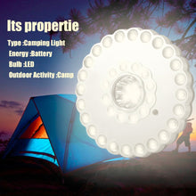 Load image into Gallery viewer, Outdoor High Brightness 36 + 5 LED Tent Lamp Three Mode Switch Camping Light