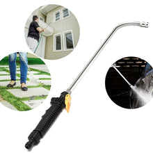 Load image into Gallery viewer, 30/48cm Water Gun High Pressure Power Washer Spray Car Washing Tools Garden Water Jet
