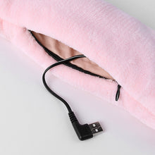 Load image into Gallery viewer, U Shape Electrical Back Neck Shoulder Body Massager Heated Scarf