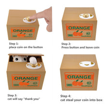 Load image into Gallery viewer, Automatic Coin Piggy Bank Money Saving Box