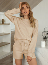 Load image into Gallery viewer, Women's Comfortable Pajamas Two-Piece Suit with Pockets