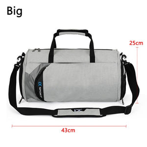 Men Gym Bags For Training Bag Outdoor Sports Swim Women Dry Wet Bag