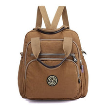 Load image into Gallery viewer, Women Fashion Female Backpack Leisure Laptop Backpack