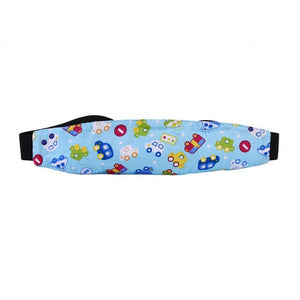 New Child Car Safety Seat Head Fixing Auxiliary Cotton Belt