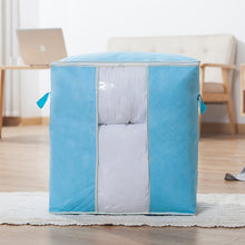 Load image into Gallery viewer, Home Storage Organizer Bags Space Saver Non-woven Foldable Breathable Storage Bag