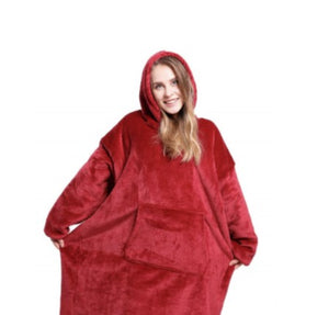 Ultra Plush Blanket Hoodie Soft and Warm Blanket Hooded