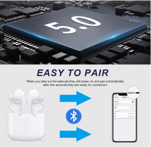 Load image into Gallery viewer, Apple Compatible Airbuds Pro TWS Bluetooth Wireless Earphone Stereo Earbuds with Charging