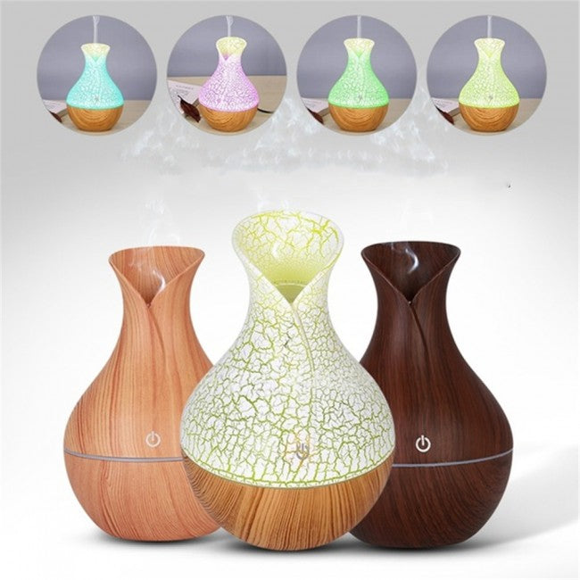 LED Backlight Ultrasonic Air Humidifier