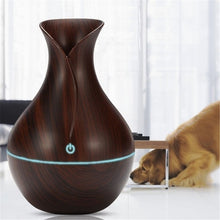 Load image into Gallery viewer, LED Backlight Ultrasonic Air Humidifier