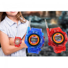 Load image into Gallery viewer, 1 Pair Children Watch Walkie Talkie