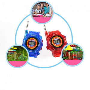 1 Pair Children Watch Walkie Talkie