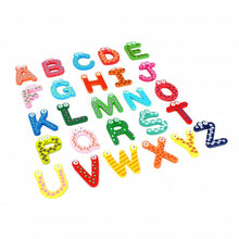 Load image into Gallery viewer, Numbers Alphabet Refrigerator Magnet Sticker