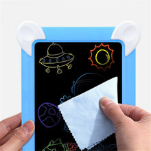 Load image into Gallery viewer, LED Glow Drawing Board