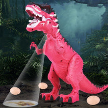 Load image into Gallery viewer, Simulation Electric Tyrannosaurus Toy