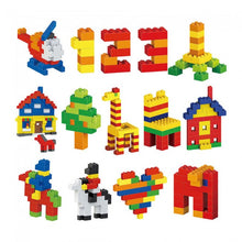 Load image into Gallery viewer, 1000 PCS DIY Kids Building Blocks Toys