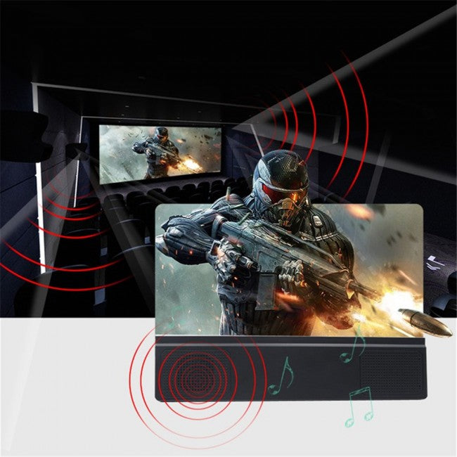12 inch Mobile Phone Screen Magnifier
