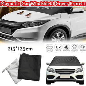Car Magnetic Windshield Windscreen Cover