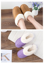 Load image into Gallery viewer, Women Indoor Warm Slippers